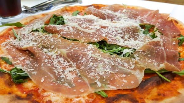 Sugerencia de plato - Trattoria Roma, Terrassa