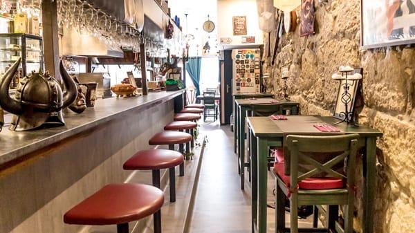 Sala - Restaurante Sidraria Celta Endovélico, Porto