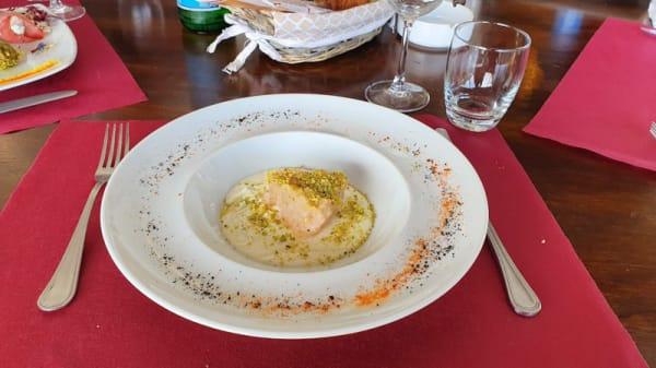 Suggerimento dello chef - Il Gambero Rosso, Porto Ercole