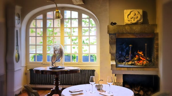 Vue de l'intérieur - Le Florida Restaurant & Boutique-hôtel, Castéra-Verduzan