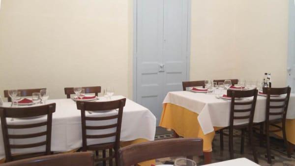 Vista sala - Imés - Cafeteria & Restaurant, Sant Julia De Vilatorta