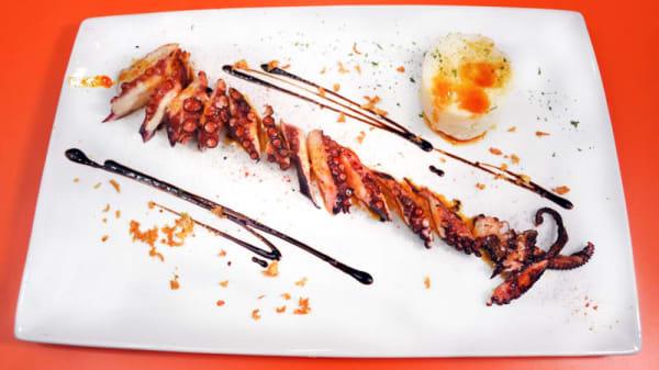 Sugerencia del chef - Tapas Free Vistalegre, Madrid