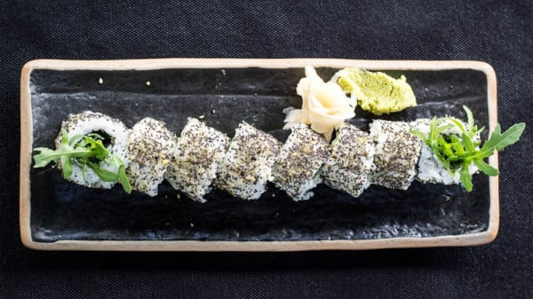 Sugerencia de plato - Gohan UMI Sushi, Platja d'Aro