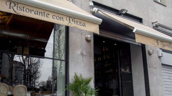 entrata - Il Tavolino, Milan