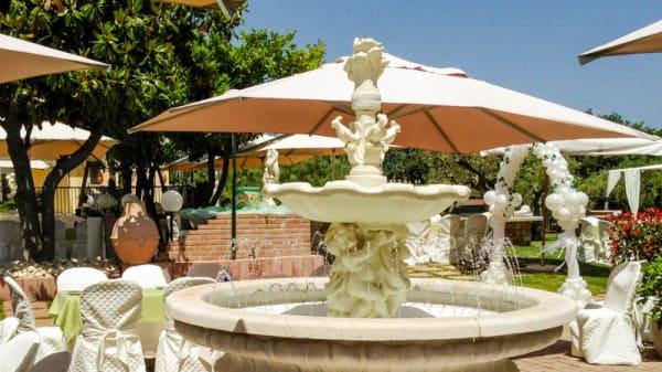 fontana buffet - Valle Di Venere, Fossacesia