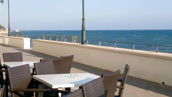 Vista terraza - Xaloc, Sant Pol De Mar