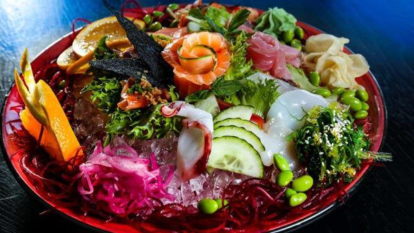 Föreslagen rätt - LULU Poké & Sushi bar, Visby