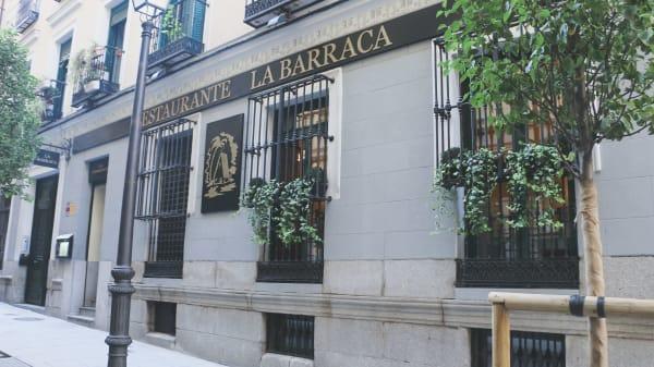 La Barraca, Madrid