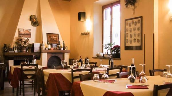 sala - Il locale di Guido, Siena