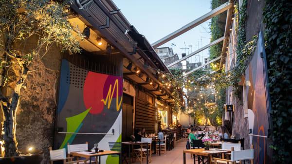 MA Restaurant, Catania