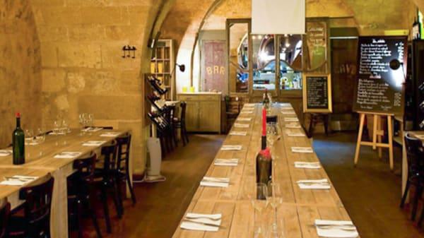 Salle - Le Bar du Boucher, Bordeaux