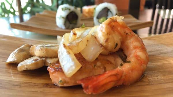 Sugestão do chef - Sakura Infante Santo, Lisboa