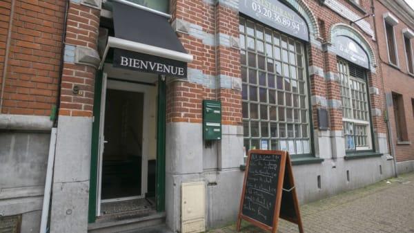 Entrée - Le Ch´ti Gourmand, Tourcoing