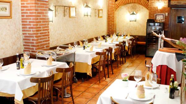 Salón - Casa Berenguer, Madrid