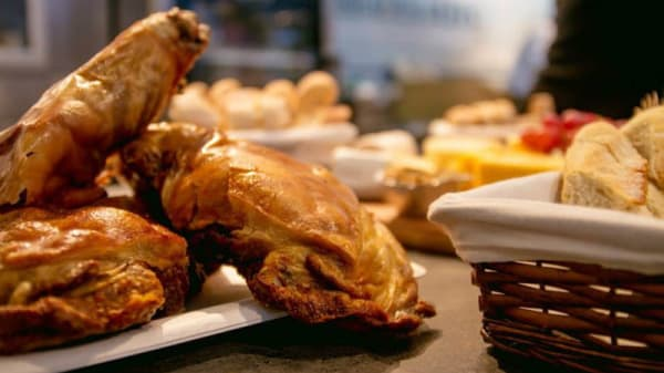 Specialiteit van de chef - De Engel Brasserie & Restaurant, Rotterdam