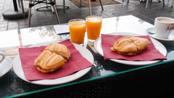 Sugerencia del chef - Merced 14 Café, Málaga