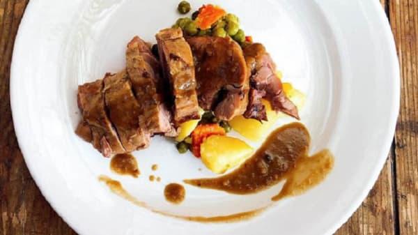 Suggerimento dello chef - Cascina Selva, Ozzero