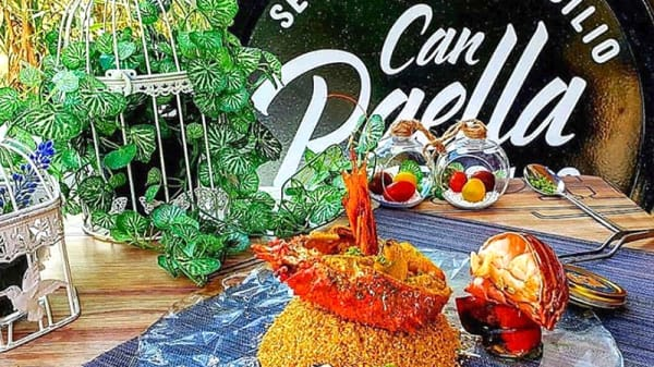 Sugerencia de plato - Can Paella Mallorca, Palmanova