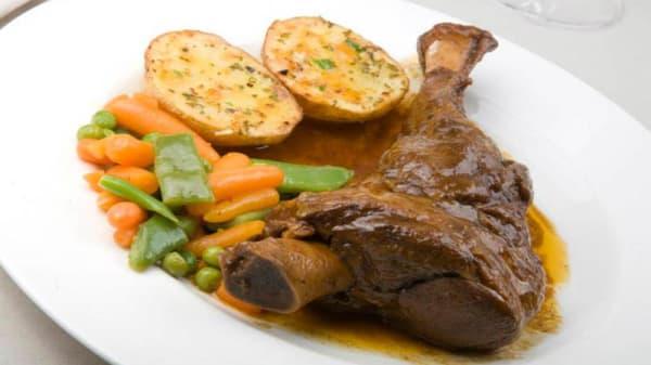 Sugerencia del chef - Los Almendros del Montgo, Xàbia