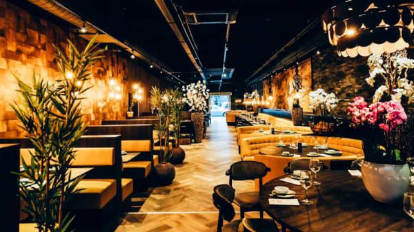 Het restaurant - Hot King, Den Haag