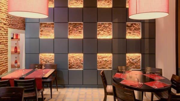 Detalle sala - La Classic Pizza, Malgrat De Mar