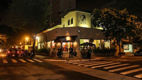 Fachada - Casale di Pizza, São Paulo
