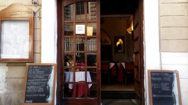 entrata - Il Grillo Brillo, Rome