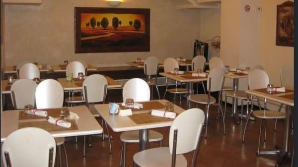 sala ristorante.JPG - Trattoria Santuario, Legnano