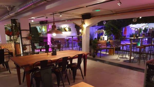 Het restaurant - Van Noord Kitchen & Bar, Ámsterdam