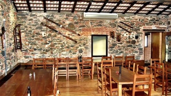 Mesas - Pizzeria 1900 Cànoves, Canoves