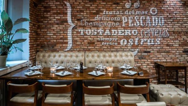 Zimmeransicht - Restaurant La Sepia, Berlin