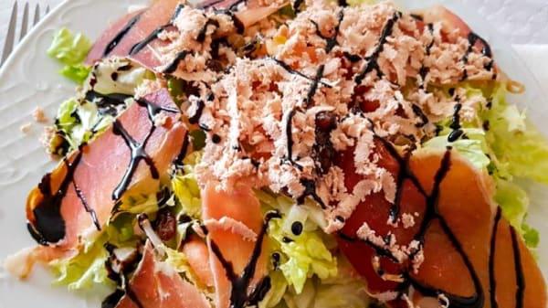 Sugerencia del chef - Gogar, Puentenansa