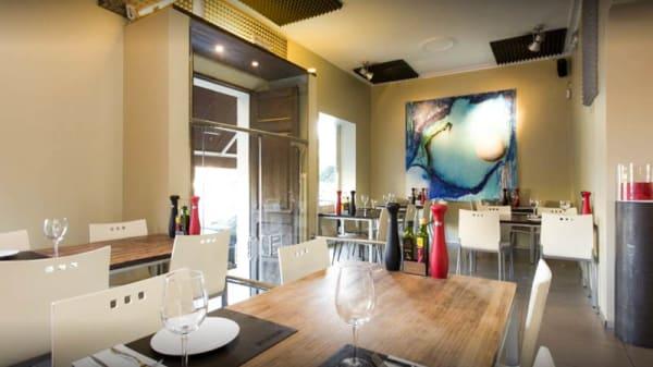 Vista del interior - Asador Bolixe Cocina Esencial, Palma de Mallorca