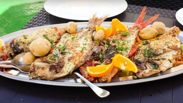 Sugerencia del chef - El Rincón, Puerto de Naos
