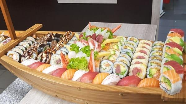 Gerecht - Sushi Saito, Boom