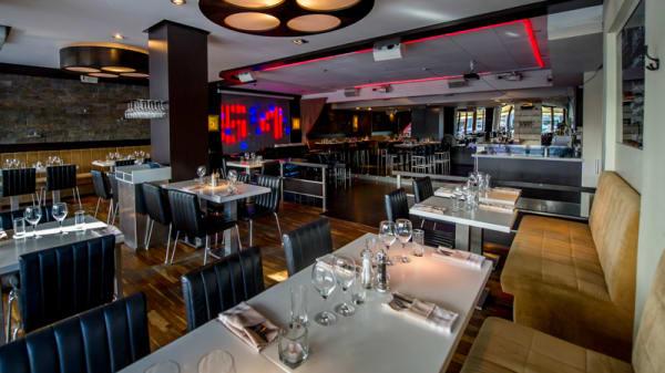Dining room - Bar 54, Stockholm
