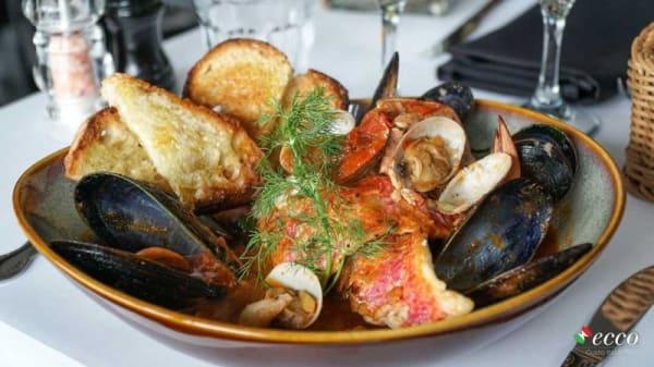 Ecco Restaurant, South Yarra (VIC)