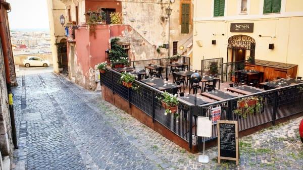 Chosen Restaurant, Terracina