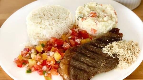 Sugestão prato - Casa Doma, São Paulo
