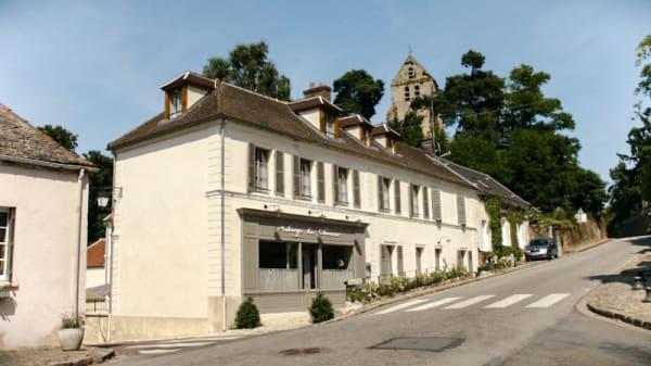 Vue extérieur - L'Auberge du Chasseur, Grosrouvre