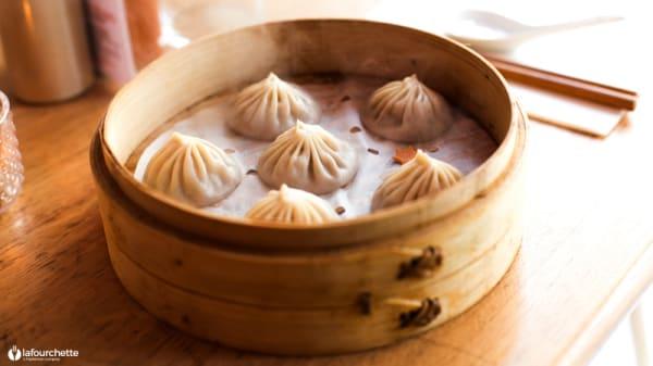 Suggestion du chef - 21G Dumpling, Paris