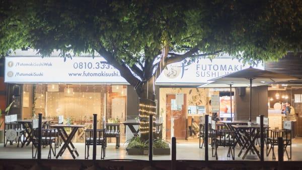 Futomaki Sushi - Wok (Francisco Álvarez), Buenos Aires