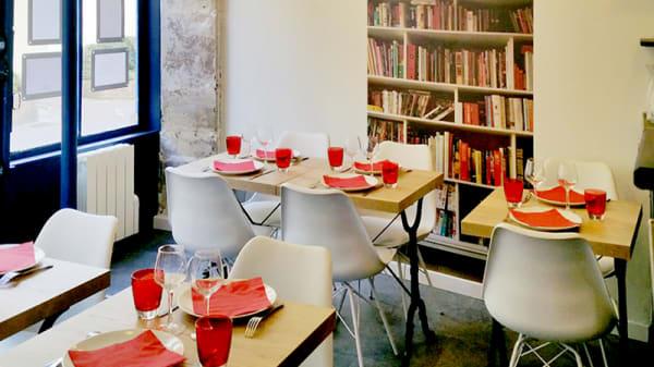 Vue de la salle - Le Deux Pièces Cuisine, Rueil-Malmaison