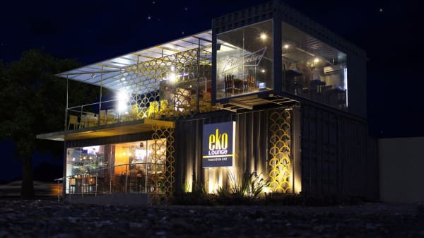 rw Eko Lounge - Eko Lounge Temakeria, Recife