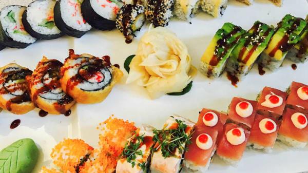 sushi - Joci sushi, Slagelse