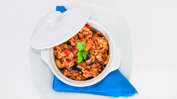 Prato - Greek Pita Gourmet Costa da Caparica, Costa da Caparica