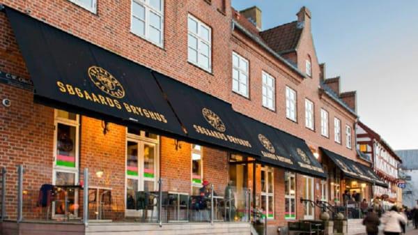 Søgaards Bryghus - Restaurant Søgaards Bryghus, Aalborg