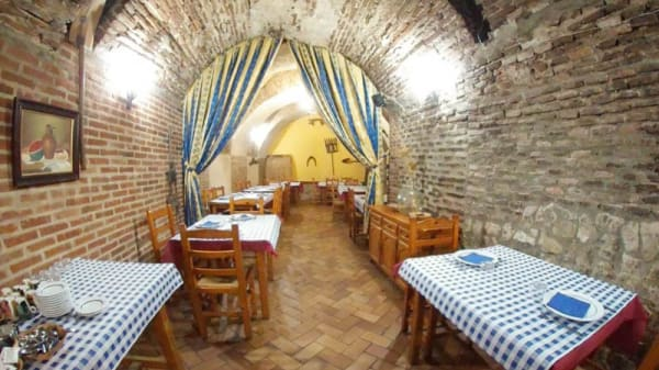 Vista de la sala - Las brasas de Boecillo, Boecillo
