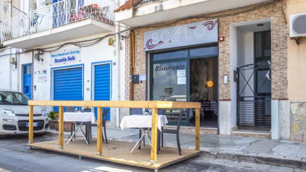 Esterno - SC4LO Food & Drink, Palermo
