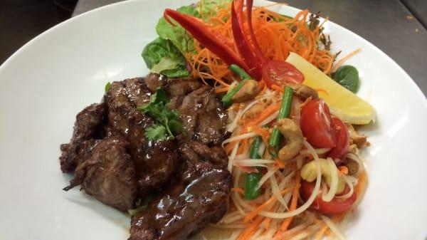 Beef Salad - Spice Me Up!, St Leonards (NSW)